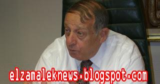 محمد عبد السلام رئيس نادي مصر المقاصة