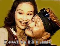Ki Daus dan Dewi