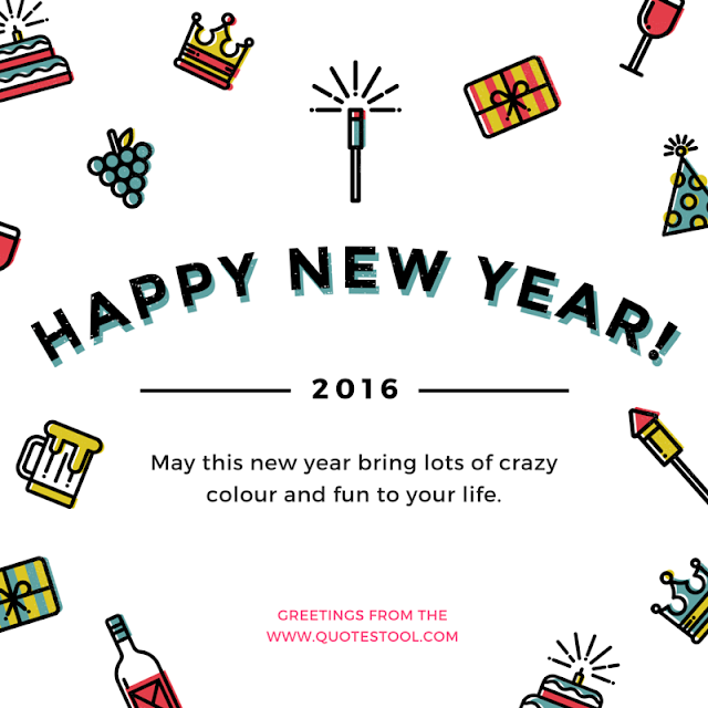 wish you happy new year 2016  image 2