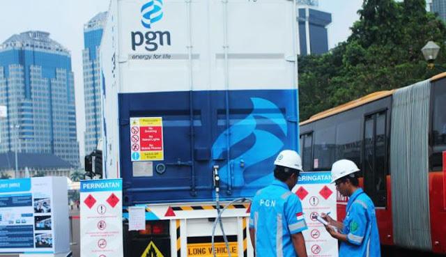 Lowongan Kerja BUMN Terbaru Oktober 2015 di PT Perusahaan Gas Negara (Persero) Tbk