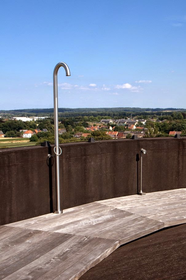 dinfo.gr - Δείτε τι συνέβη όταν ένας πλούσιος άντρας αγόρασε έναν εγκαταλελειμμένο πύργο νερού του 1938..