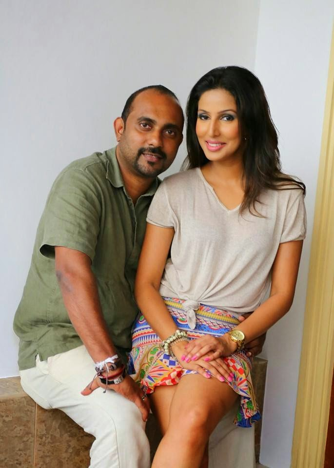 Suranga Fernando crossed legs