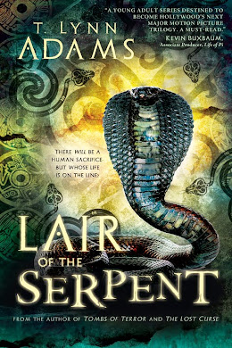 WIN LAIR OF THE SERPENT Ends 6-29