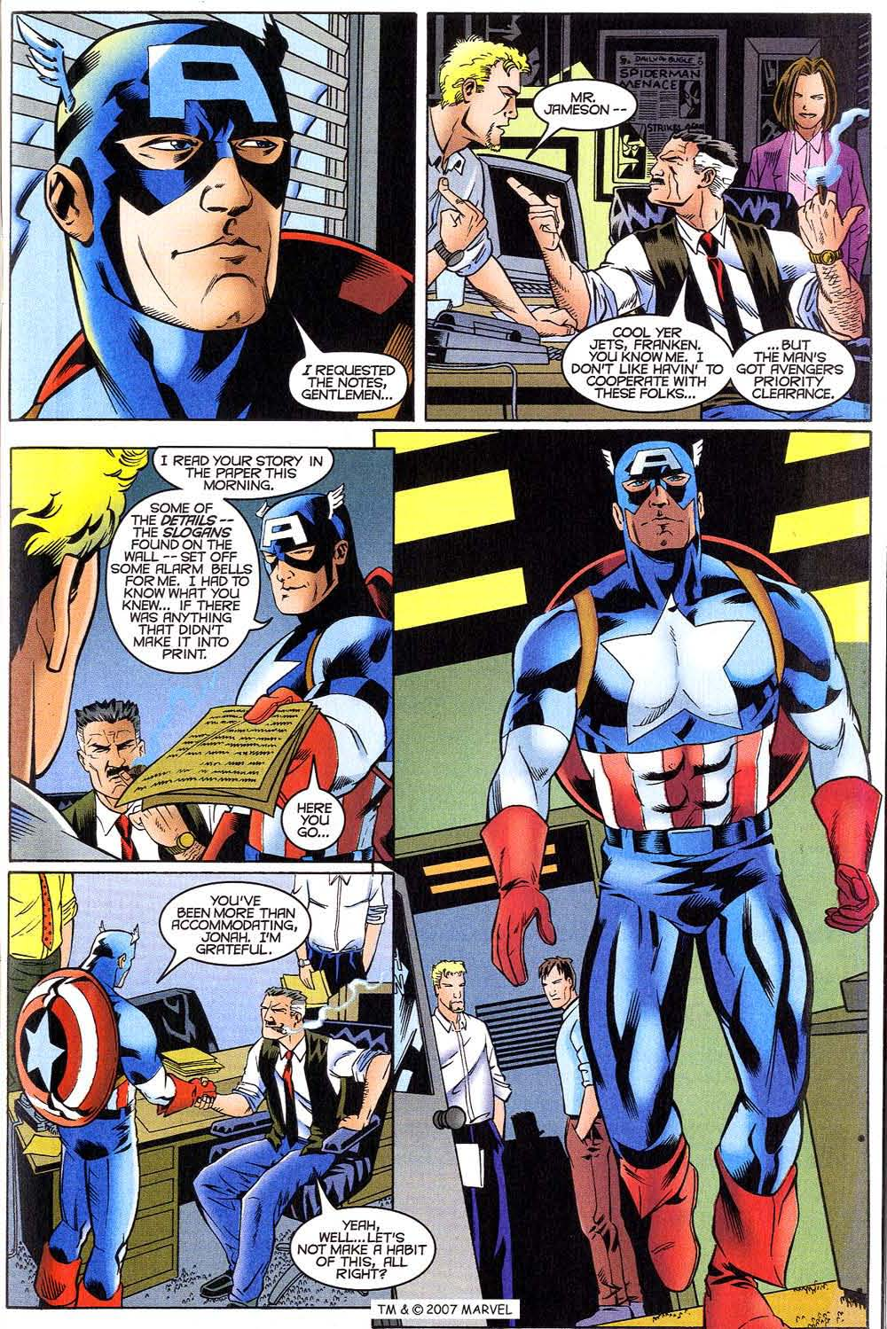 Captain America (1998) Annual 1999 #2 - English 9