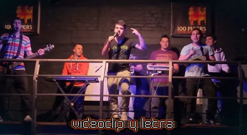 letra de cancion y videoclip de: