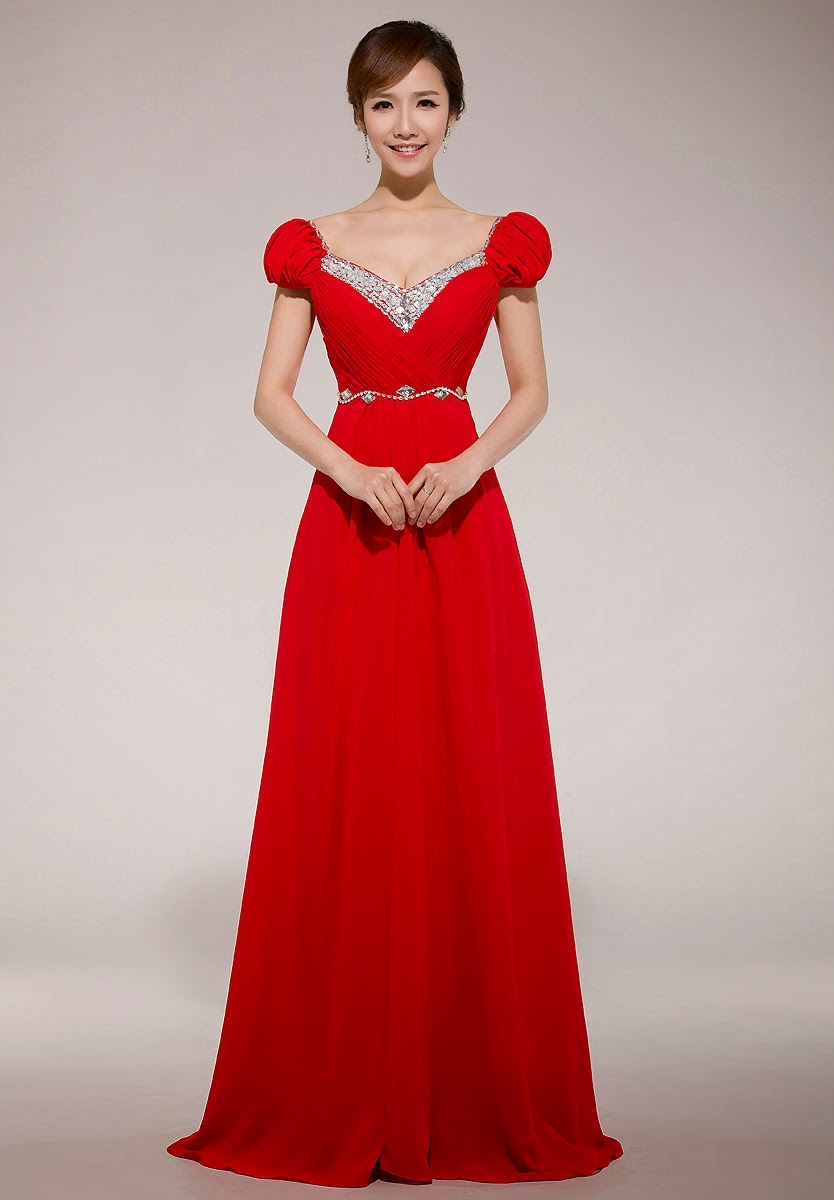 Red Wedding Dresses Maggie Sottero with Short Sleeves Photos HD Ideas