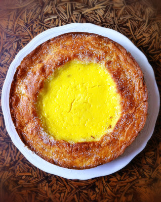 Me, My Food and I: Gâteau à la Crème Fraîche