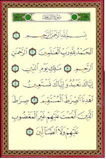 8 Rahasia, Keistimewaan Dan Khasiat Surat Al-Fatihah
