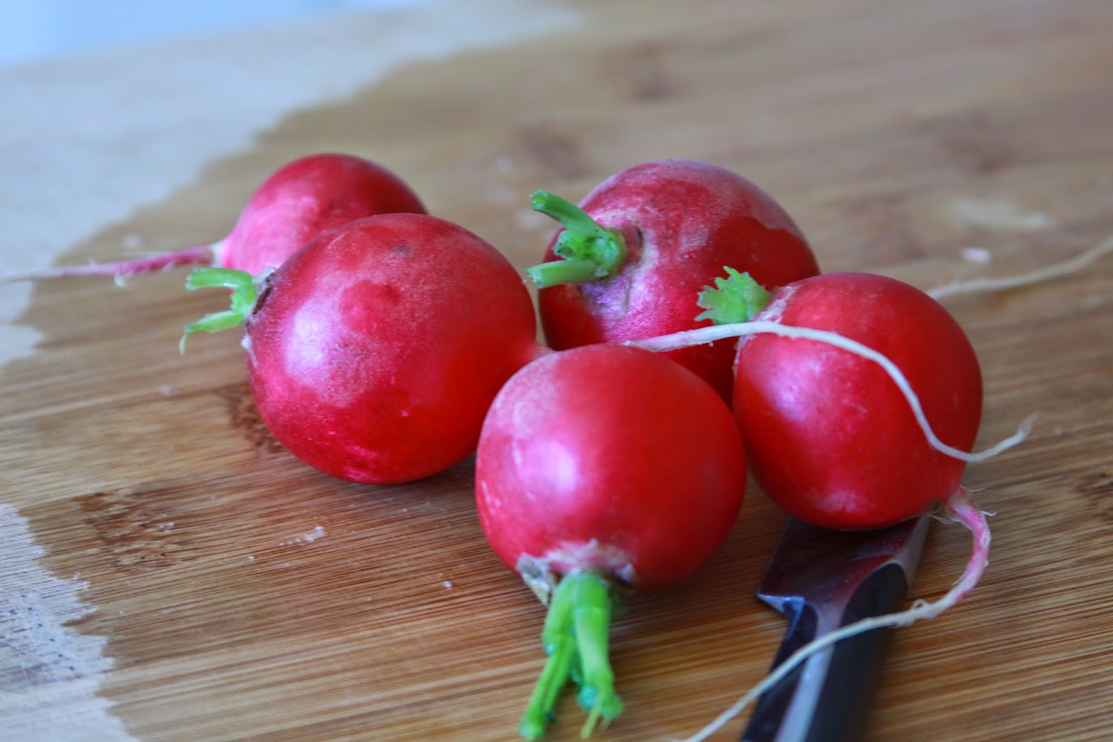 how to cook red radish