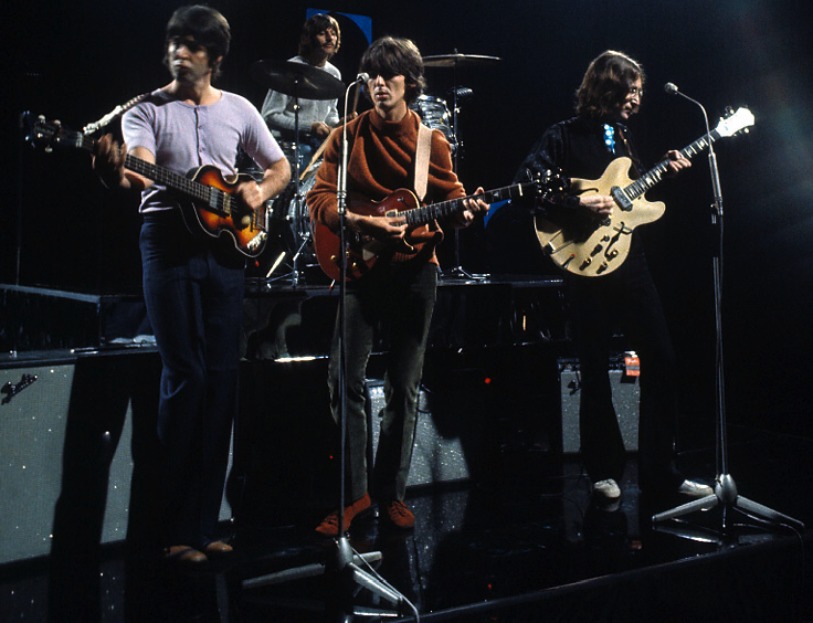 """an overview of the beatles and start of the beatle revolution in the us Sgt pepper's musical revolution is a look back at the creation, and ongoing   of the revolutionary 1967 beatles album, """"sgt pepper's lonely hearts club band   we are experiencing technical difficulties that are preventing us from playing."""