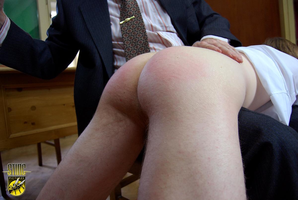 Male mutilation genitals video spank