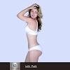 Leila Mejía   se desnuda para mostrar su  nueva imagen