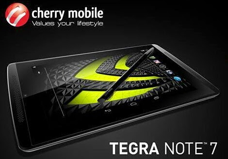 Cherry Mobile Tegra Note 7 Specs Price Philippines, Tegra 4 Quad Core Processor