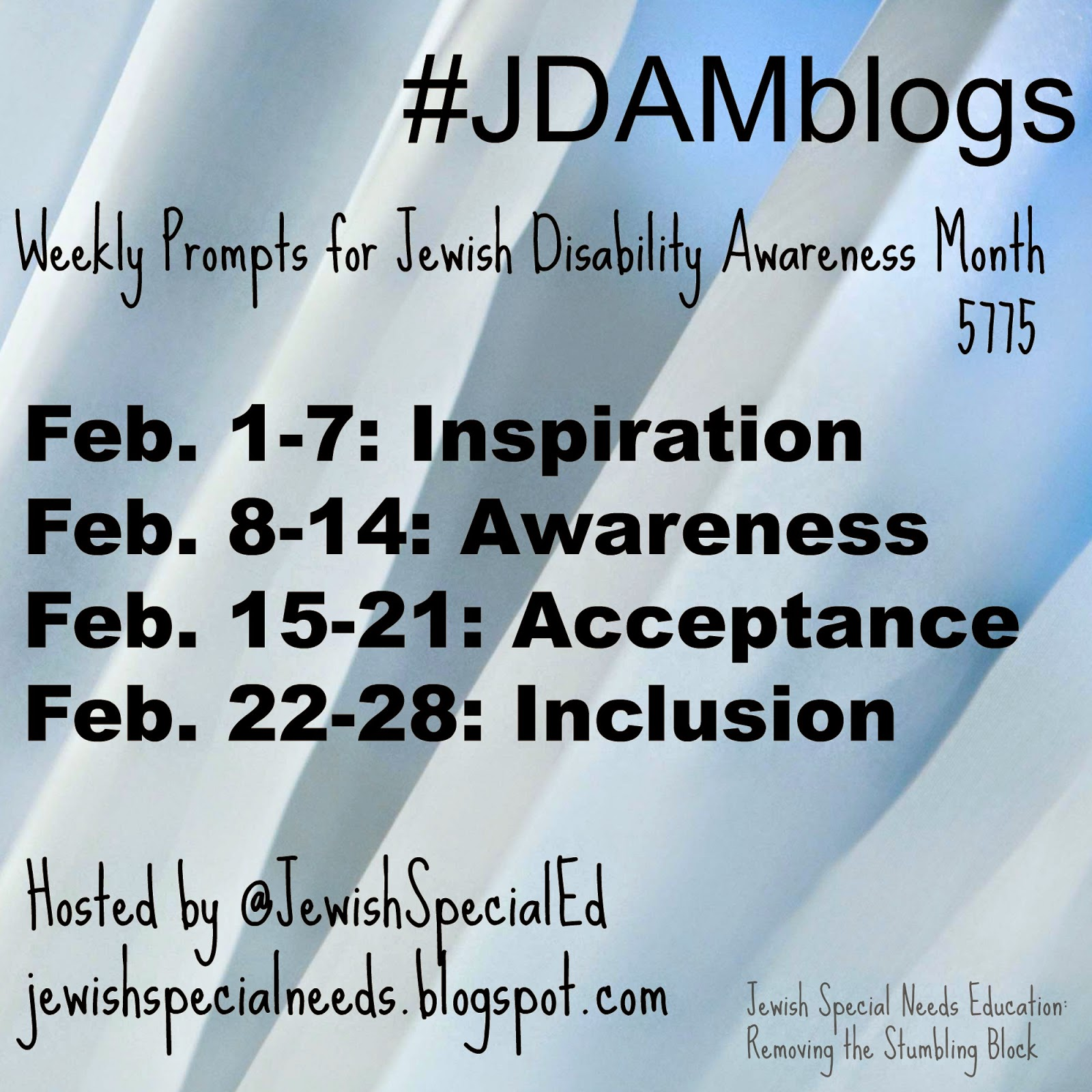 JDAMblogs; Removing the Stumbling Block