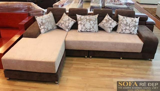 Sofa vải G058