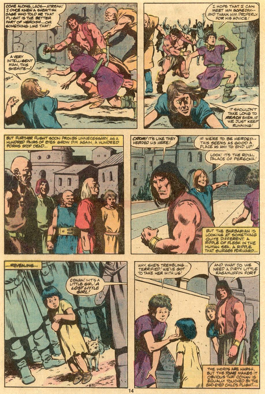 Conan the Barbarian (1970) Issue #122 #134 - English 11