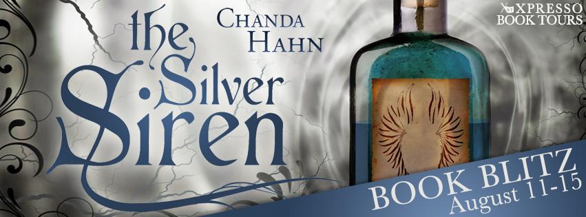 The Silver Siren Book Blitz