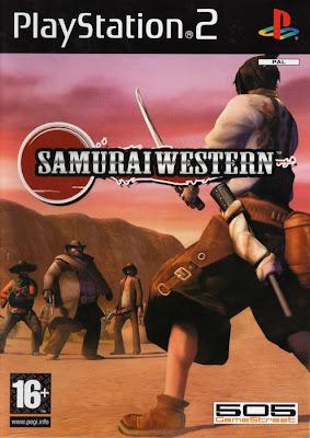 Samurai Western PS2