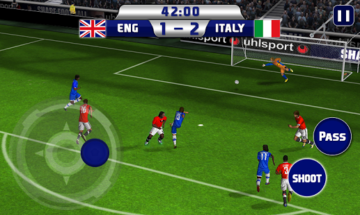 Download Real Football 2014 Brazil Android Game
