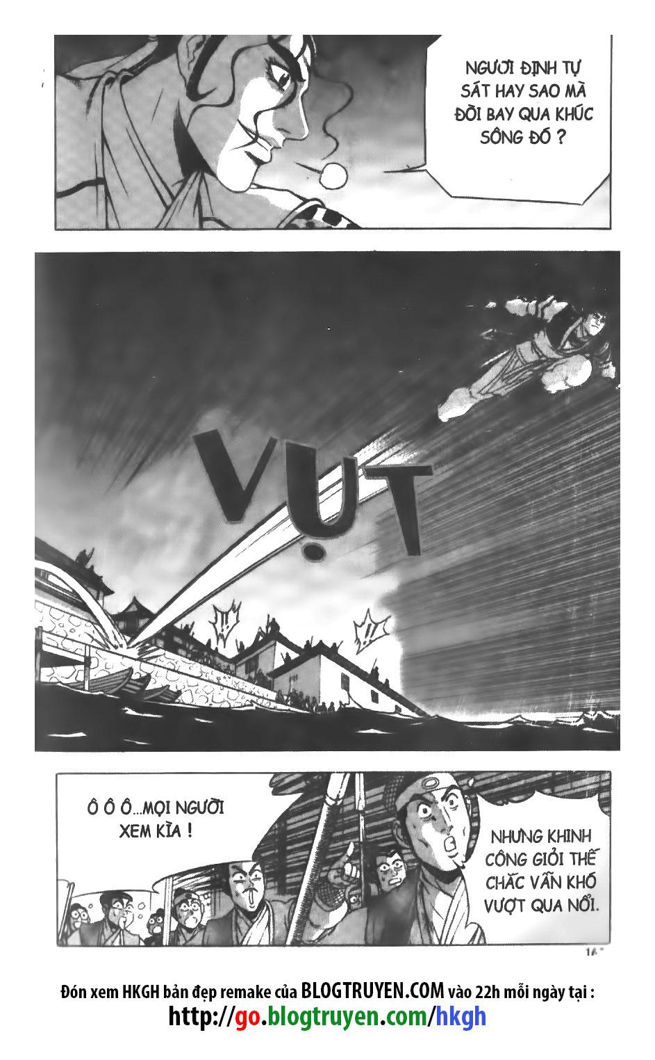 Hiệp Khách Giang Hồ - Hiệp Khách Giang Hồ Chap 235 - Pic 9