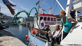 Um nova Flotilha rumo a Faixa de Gaza