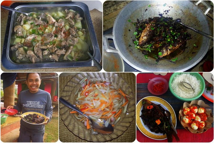 Masakan Khas Toraja