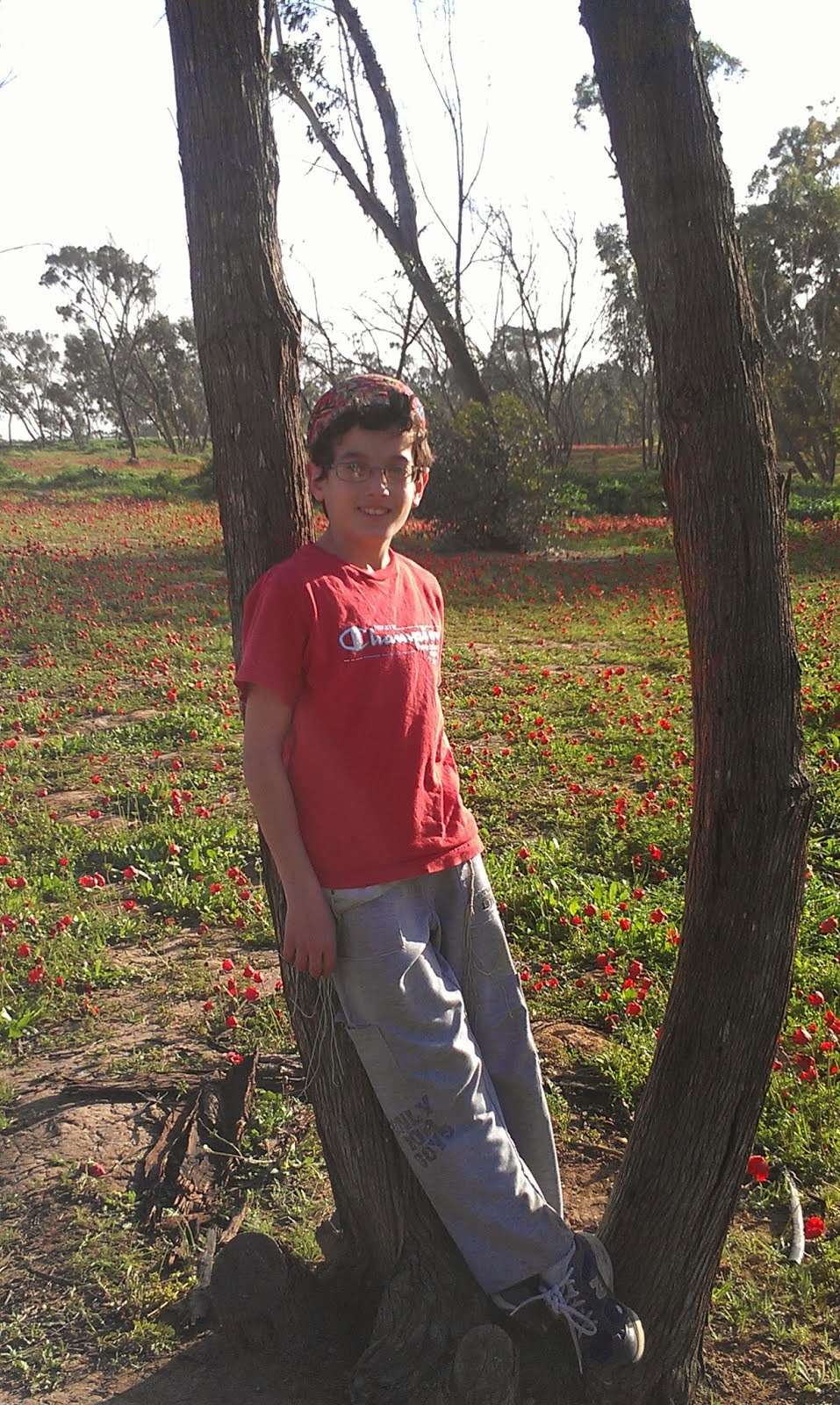 Sweet Ya'akov, 13 years old