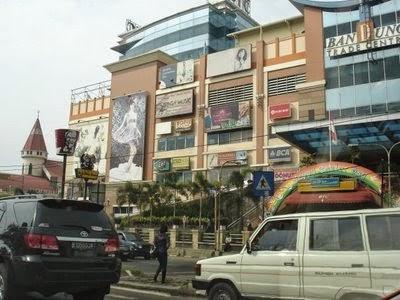 Outlet SIM BTC Bandung