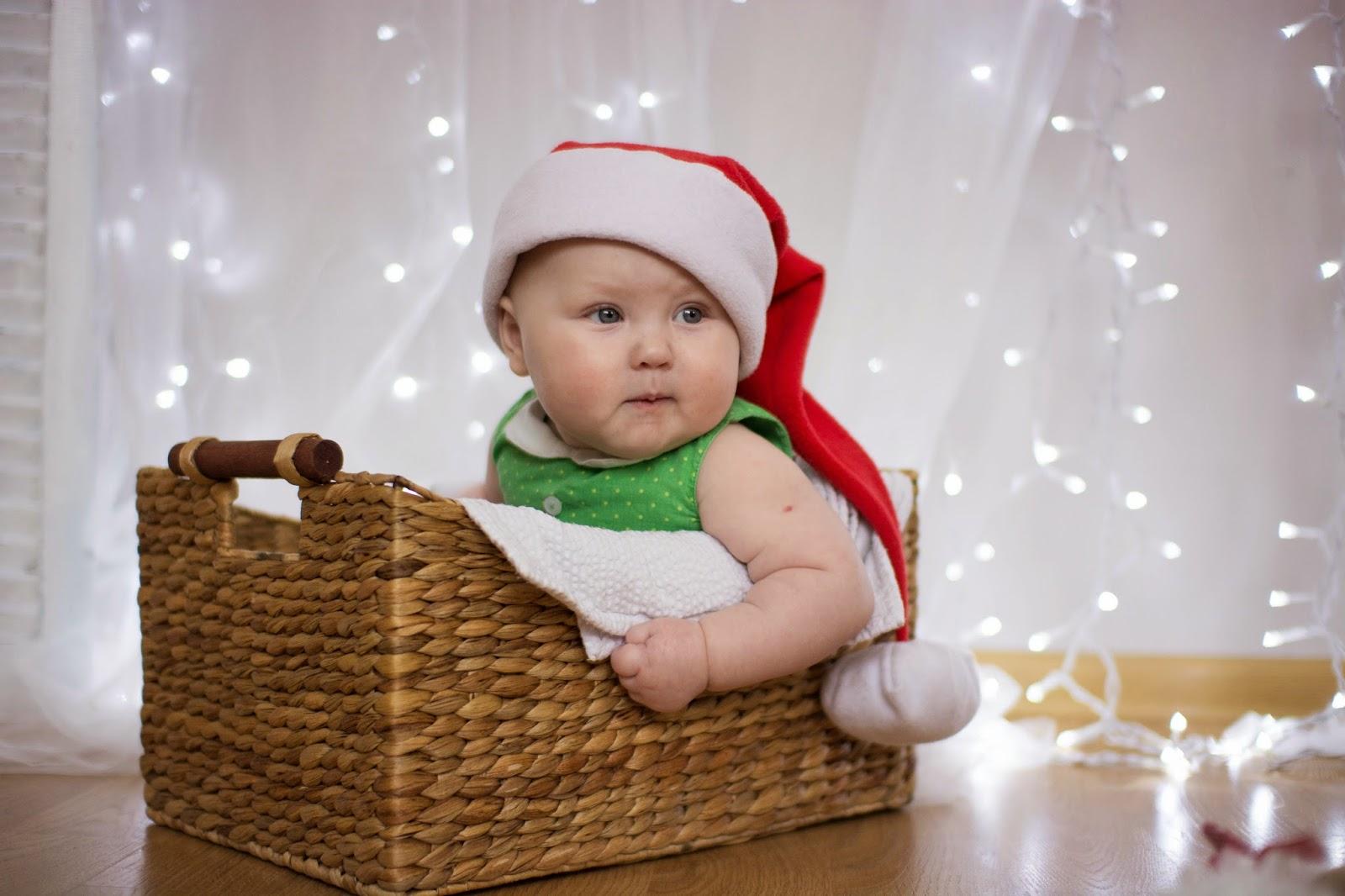 корзины для съемки младенцев, гномик