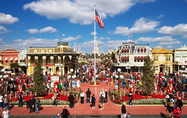 Parque Magic Kingdom Disney Orlando