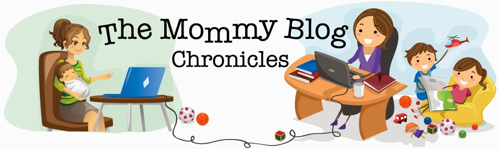 The Mommy Blog Chronicles