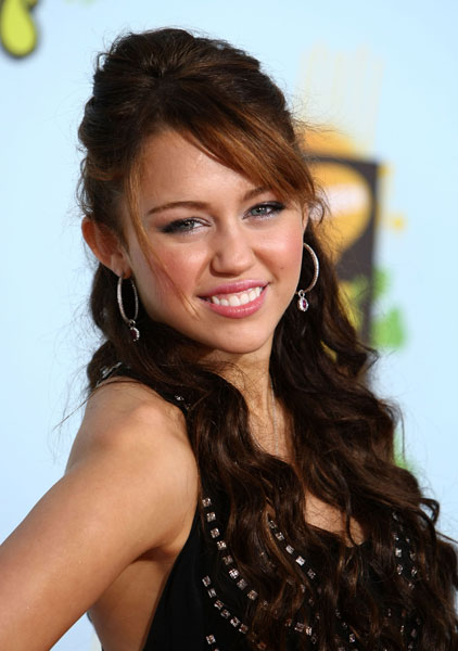 miley cyrus photo gallery