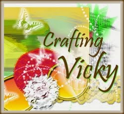 Crafting Vicky Goodbye 2014 Give-Away