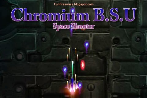 Chromium B.S.U. Space Shooter