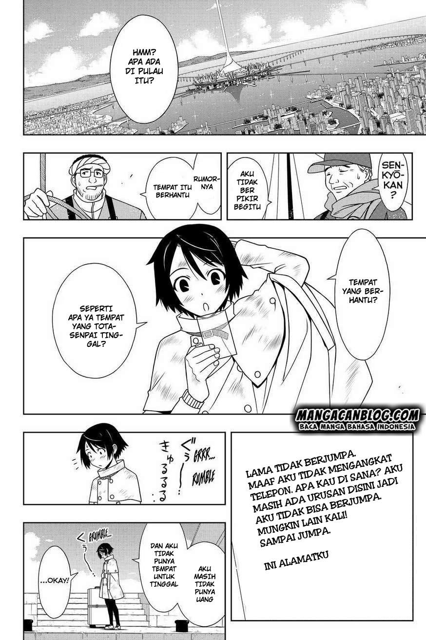 Komik uq holder 097 - pencarian yang tidak terduga 98 Indonesia uq holder 097 - pencarian yang tidak terduga Terbaru 8|Baca Manga Komik Indonesia