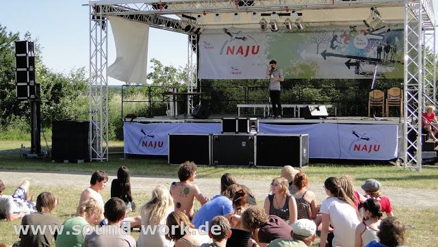 NAJU Bundescamp - Die pure Verschwendung - 2011 - PoetrySlam