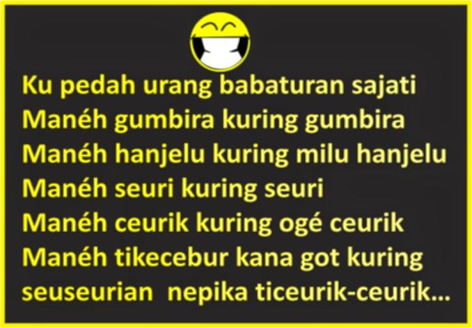 Kata Kata Bahasa Sunda Untuk Orang Sombong kata-kata-lucu-bahasa-sunda