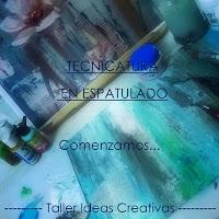 NUEVO  CURSO: TECNICATURA EN ESPATULADO
