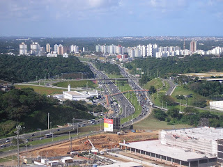 Avenida Paralela em 2005