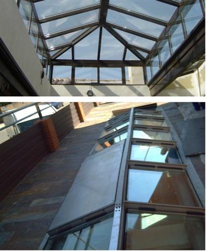 Trabajos verticales o trabajos en vertical - Tragaluces para tejados ...