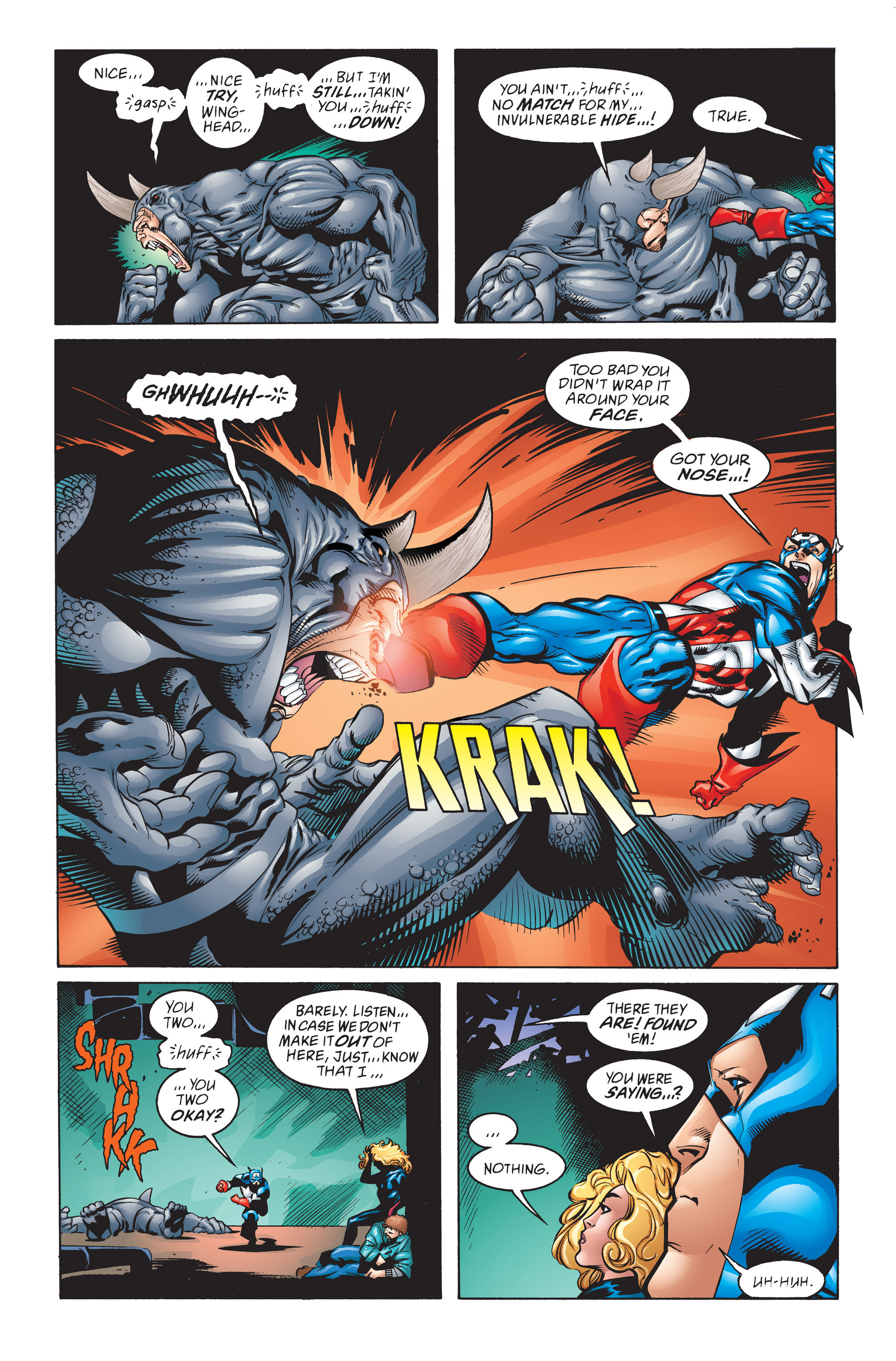 Captain America (1998) Issue #10 #16 - English 8