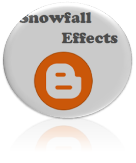 How to Add Snowfall Effects to Blogger