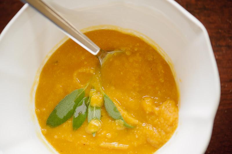 Roasted Butternut Squash Soup   clark pharm
