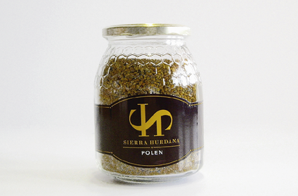 sierra hurdana aceite miel polen