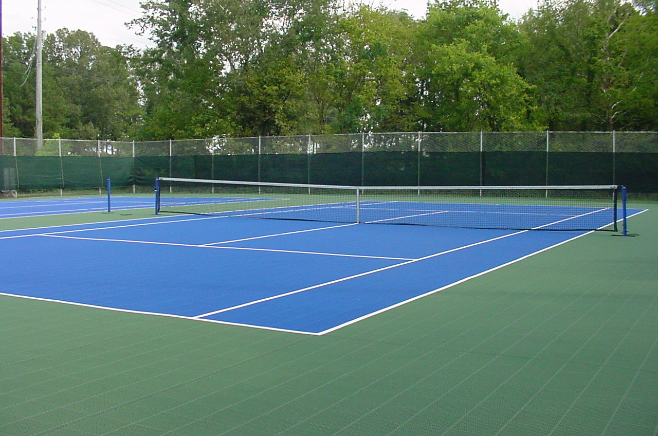 DECORATION: TENNİS COURT-MULTI-PURPOSE FIELD Pictures Of Courts
