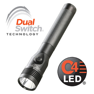 Streamlight Stinger DS LED HL 640 Lumen Rechargeable Flashlight
