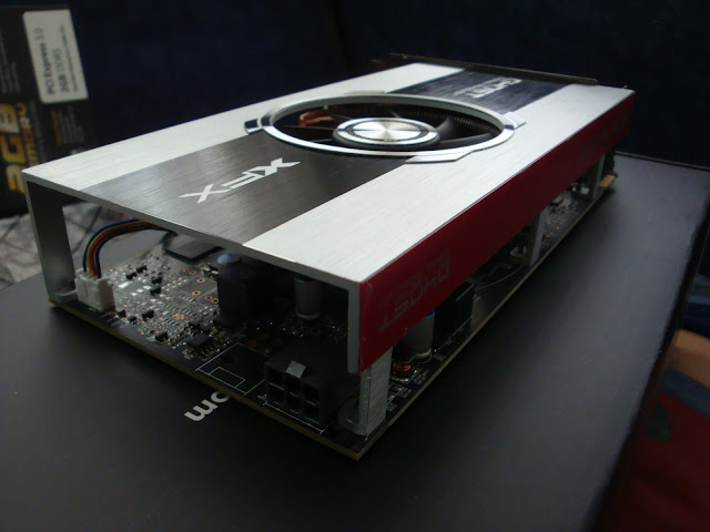 Review XFX Radeon HD 7850 Core Edition (FX-785A-CNJC)