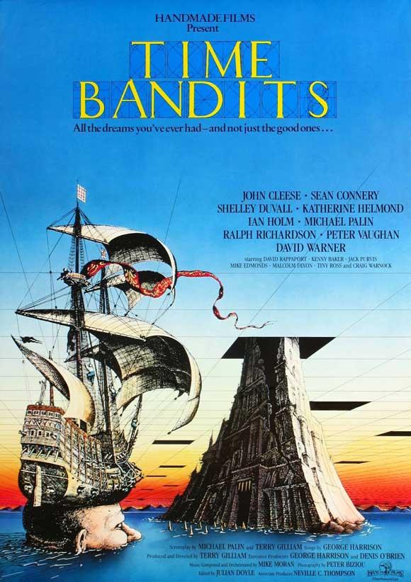 Los héroes del tiempo (Time Bandits)