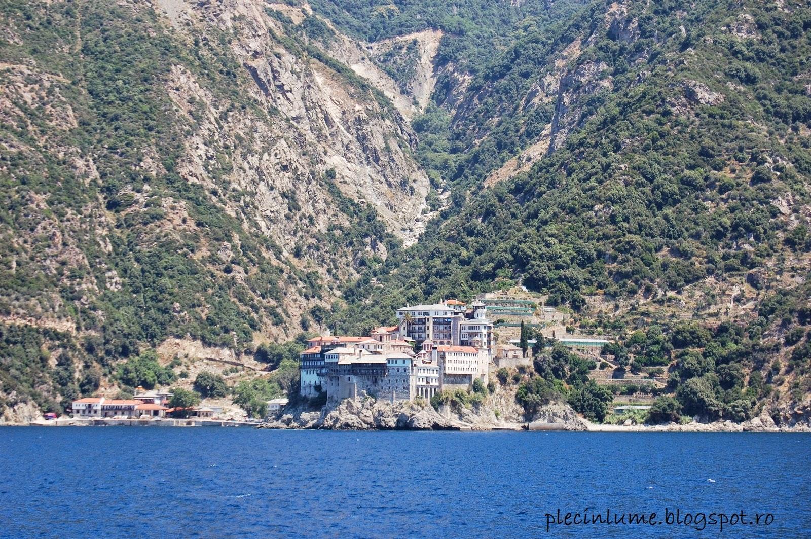 Manastirea Sfantul Grigorie din Athos