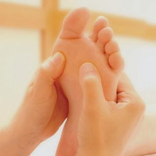 réflexologie le massage plantaire